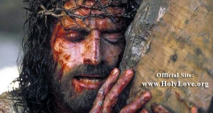 Jesus cargado de la Cruz