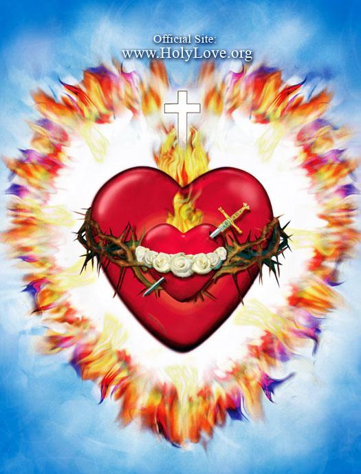 Il Cuore di Dio Padre - Santo Amore - Holy Love