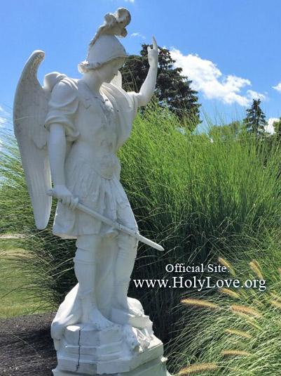 San Michele Arcangelo - Santo Amore (Holy Love)