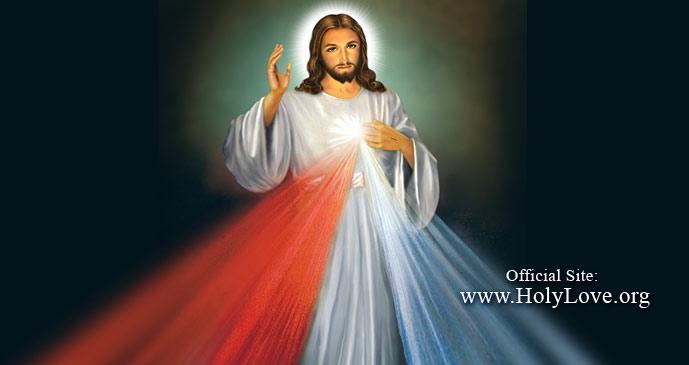 Jesus of Mercy