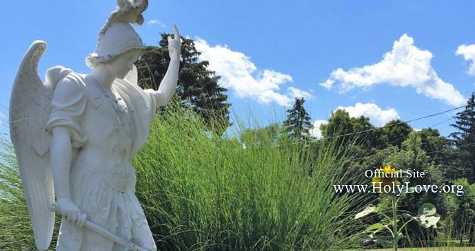 St Michael Holy Love